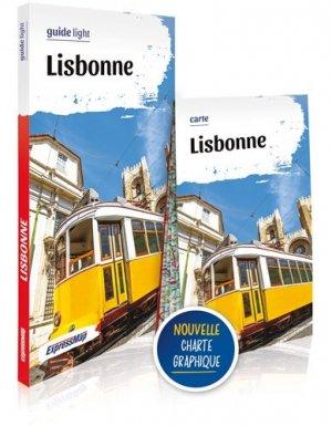 Lisbonne. Avec 1 Plan détachable - Express Map - 9788381900522 -