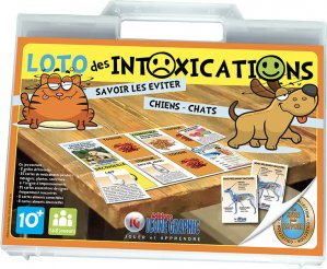 Loto des intoxications - icone graphic - 2225229209005 -