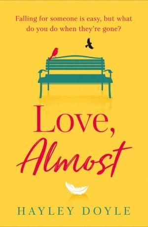 Love, Almost - avon - 9780008365776 -