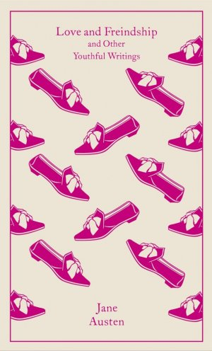 Love and Freindship - penguin classics - 9780140433340 -