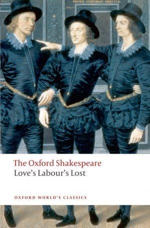 LOVE'S LABOUR'S LOST  - OXFORD - 9780199536818 -
