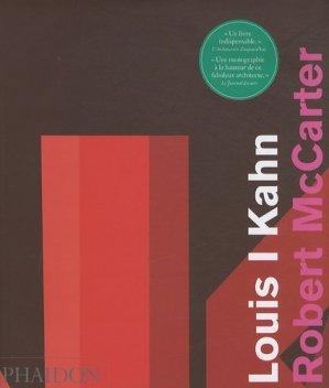 Louis I Kahn - phaidon - 9780714866710 -
