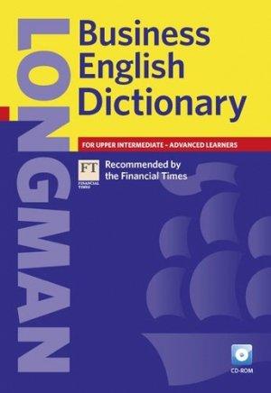 Longman Business English Dictionary 2007 book and CD-ROM - Longman - 9781405852593 -