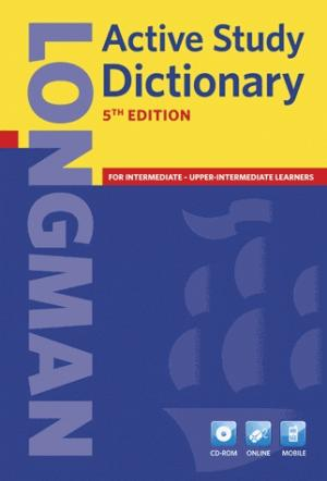Longman Active Study Dictionary CD-ROM Pack 5th Edition - pearson - 9781408232361 -
