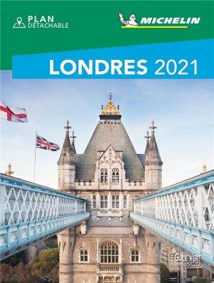 Londres - Michelin - 9782067250819 -