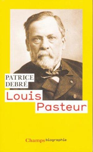 Louis Pasteur - flammarion - 9782081240773 -