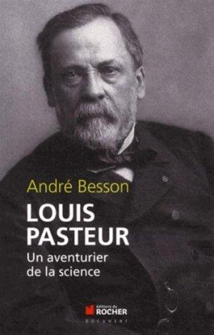 Louis Pasteur - du rocher - 9782268075402 -
