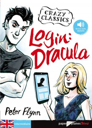 Login : Dracula - Livre + mp3 - Didier - 9782278079438 -
