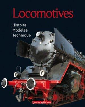 Locomotives - Terres Editions - 9782355302053 -