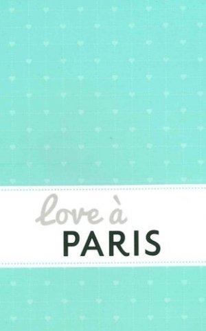 Love à Paris - hikari - 9782367740607 -