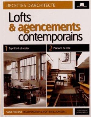 Lofts & agencements contemporains - massin - 9782707208989 -