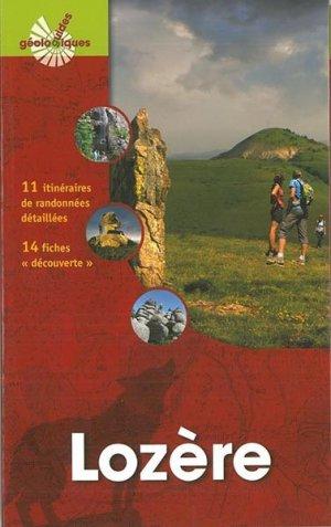 Lozère guides geologiques - brgm - 9782715926066 -