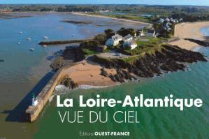 Loire Atlantique vue du ciel - ouest-france - 9782737369087 - rechargment cartouche, rechargement balistique