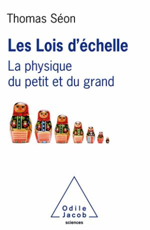 Lois d'échelle - odile jacob - 9782738146038 -