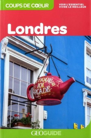 Londres - gallimard - 9782742457625 -