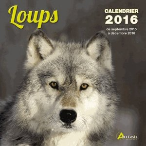 Loups - Artémis - 9782816007756 -