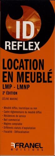 Location en meublé LMP-LMNP. 2e édition - arnaud franel - 9782896037261 -