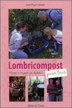 Lombricompost pour tous - de terran - 9782913288935