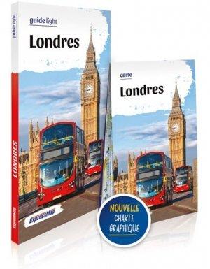 Londres. Avec 1 Plan détachable - Express Map - 9788381900539 -