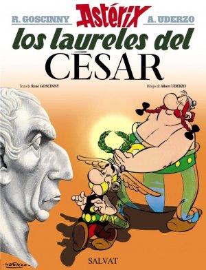 LOS LAURELES DEL CESAR  - SALVAT - 9788469602652 -
