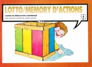 Lotto mémory d'actions - ortho  - 9788478692248
