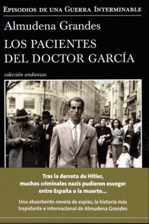 LOS PACIENTES DEL DOCTOR GARCIA - tusquets editores - 9788490664322 -