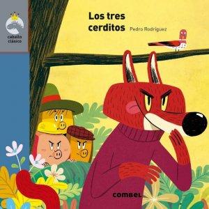 Los Tres Cerditos - combel - 9788491012931 -