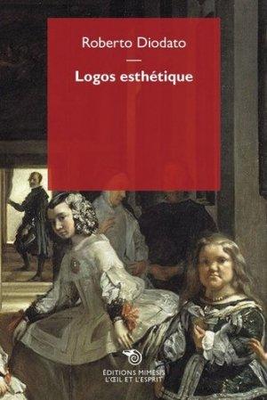 Logos esthétique - mimesis - 9788869762611 -
