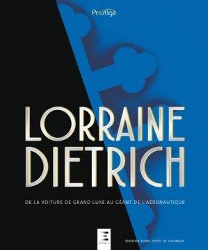 Lorraine-Dietrich - etai - editions techniques pour l'automobile et l'industrie - 9791028302207 -