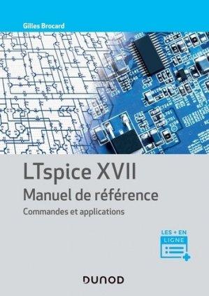 LTspice XVII Manuel de référence - dunod - 9782100768936 -