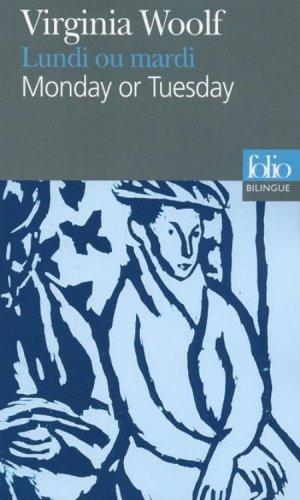 Lundi ou mardi - gallimard editions - 9782070457922 -
