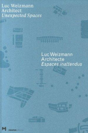 Luc Weizmann Architecte - creaphis - 9782354280857 -