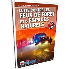 Lutte contre les feux de forêts et d'espaces naturels - icone graphic - 9782357386686 -