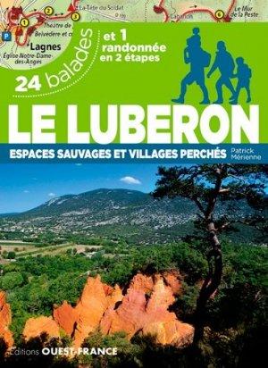 Lubéron, 24 balades - ouest-france - 9782737369247 -