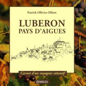 Luberon, pays d'Aigues - Edisud - 9782744907647 -