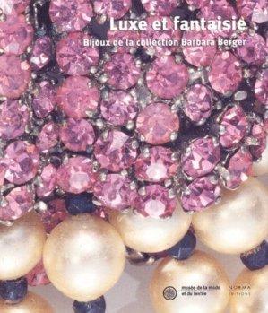 Luxe et Fantaisie - norma / les arts décoratifs - 9782909283760 -
