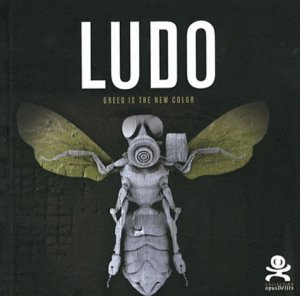 Ludo. Greed is the new color - Critères Editions - 9782917829547 -