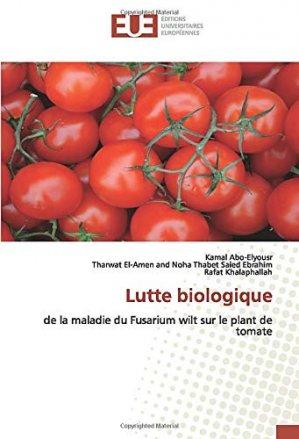 Lutte biologique - Omniscriptum - 9786139561100 -