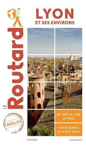 Lyon et ses environs - Hachette - 9782017871156 -