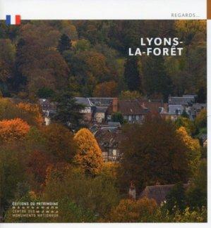 Lyons-la-forêt - du patrimoine - 9782757705216 -
