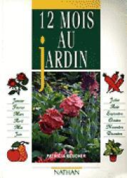 12 mois au jardin - nathan - 9782092935125 -