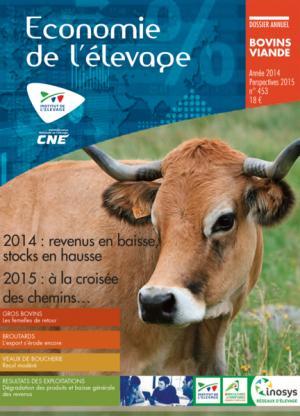 2014 : l'année économique viande bovine. Perspectives 2015 - technipel / institut de l'elevage - 2224579459719 -