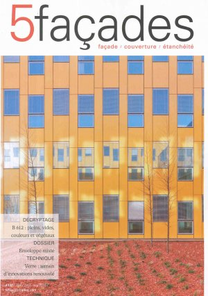 5 façades - des halles - 2225275193730 -