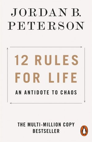 12 Rules for Life: An Antidote to Chaos - penguin - 9780141988511 -