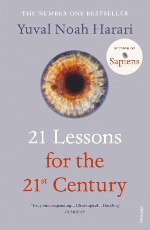 21 Lessons for the 21st Century - vintage - 9781784708283 -