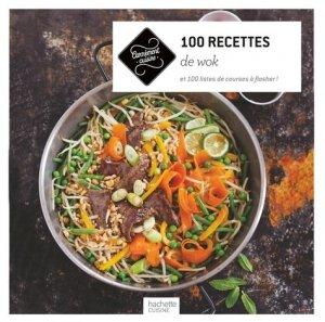100 recettes de wok - Hachette - 9782011167651 -