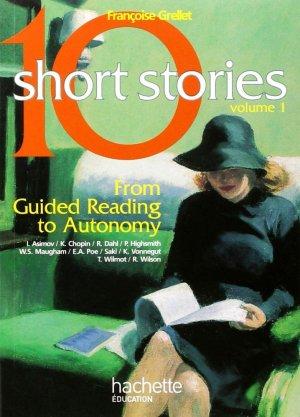 10 Short Stories Vol.1 - hachette - 9782011351814 -