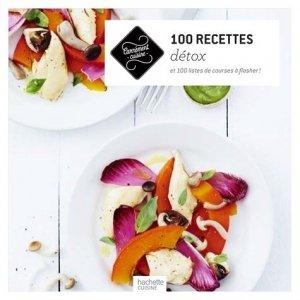 100 recettes détox - hachette - 9782011713827 -