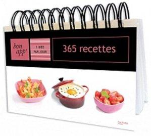 365 recettes - Hachette - 9782012302273 -