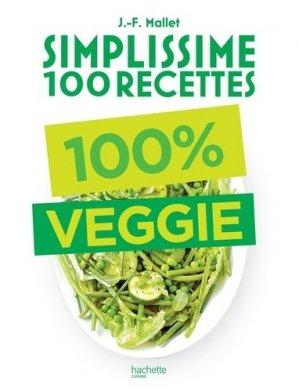 100% veggie - Hachette - 9782019453862 -